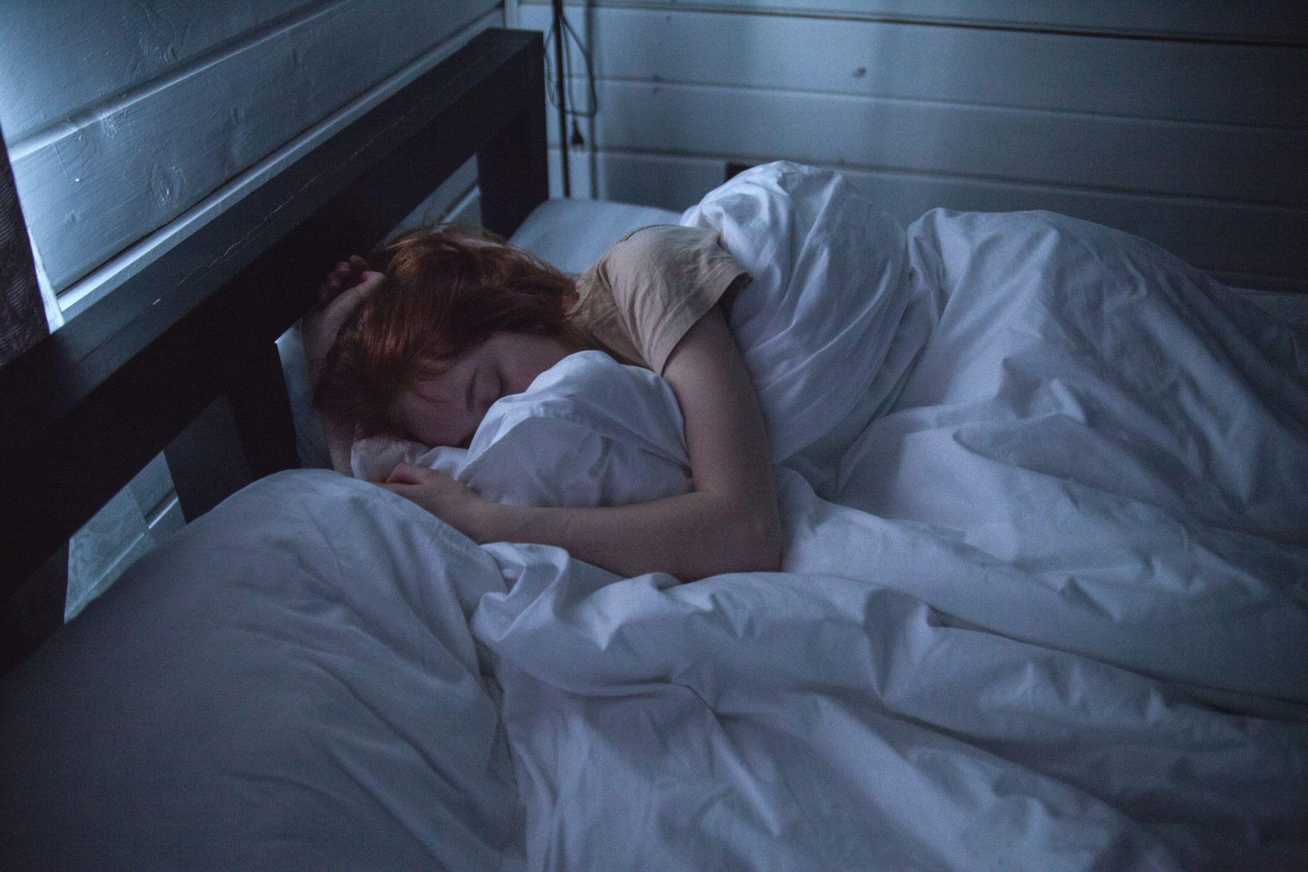 Pourquoi je n'arrive pas à dormir ?